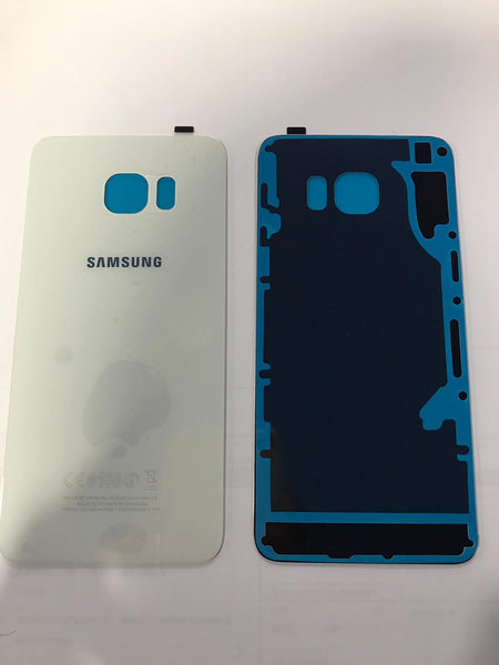 Back-Cover Samsung S6 Edge Plus G928 White