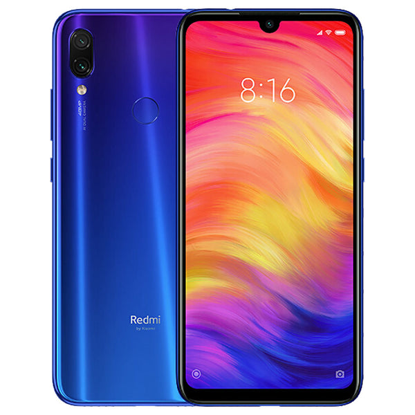 Xiaomi Redmi Note 7 4GB RAM/128GB BLUE-BLU