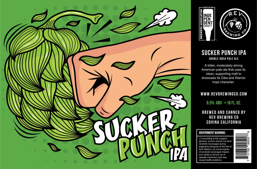 Sucker Punch IPA