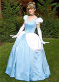 Classic Cinderella Dress in 1950 Film - Adult Cinderella Costumes for Women