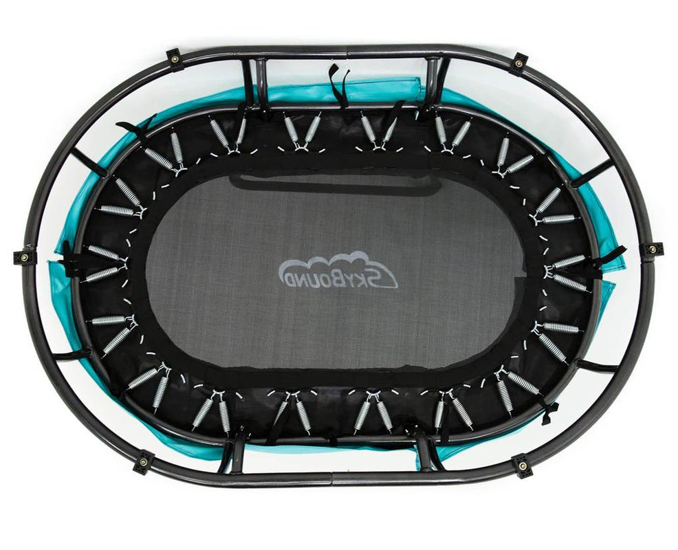 EOS oval 4ft sensory mini trampoline