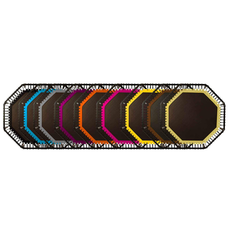 Choose from a selection of webbing colours