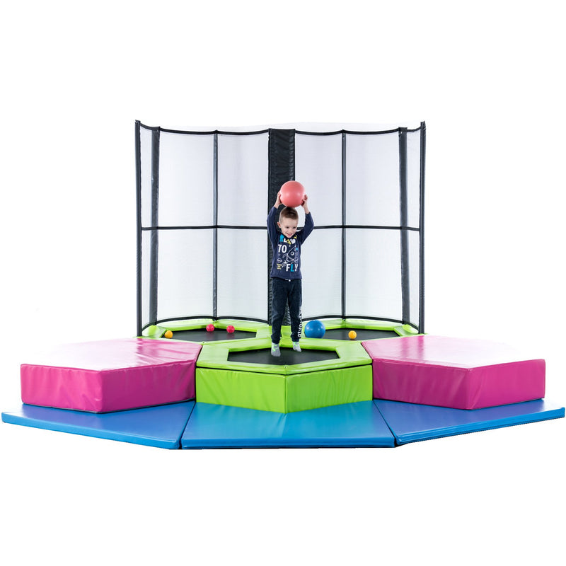 Toddler trampoline - Configuration 1
