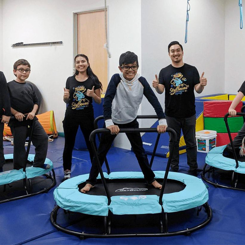 Perfect for Rebound Therapy and children with Special Educational Needs