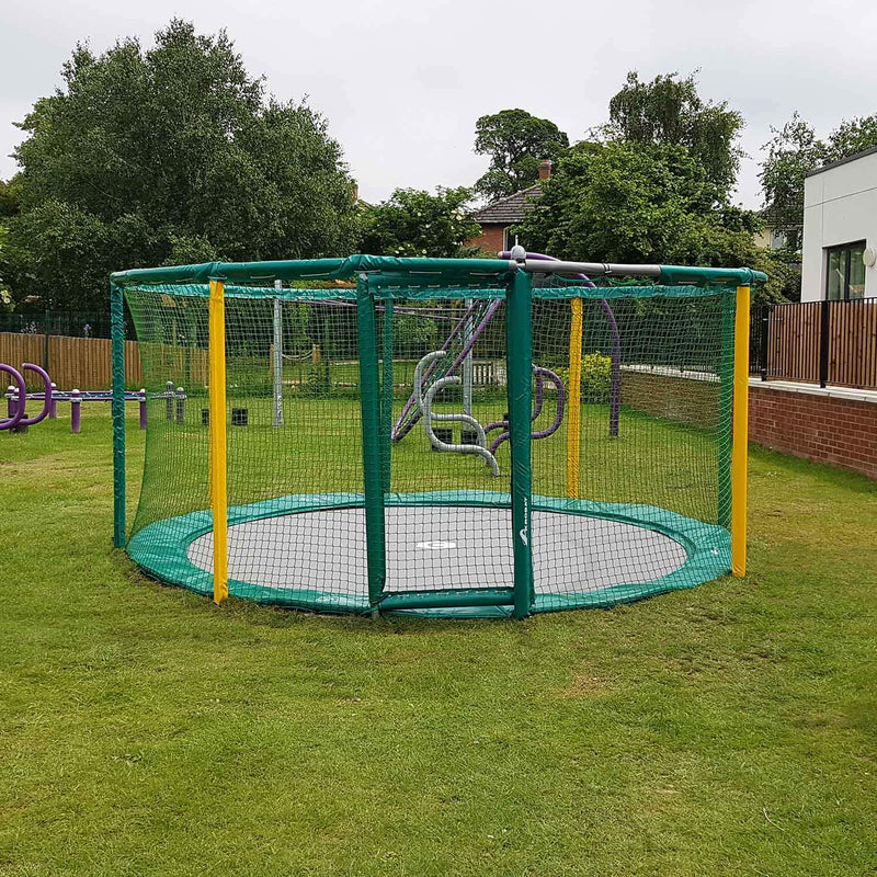 Gallus Schools In-ground Trampoline