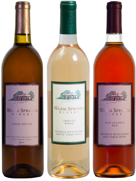 Dessert Wines-Full Case