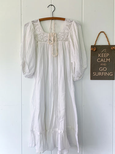 Authentic Gauze Dress