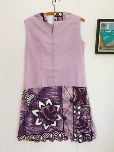 Perfect little Purple Pleated mini
