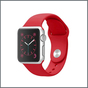 Apple Watch Classic Silicone - Rose