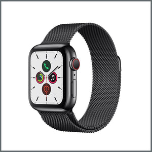 Apple Watch Strap - Mesh Loop - Black