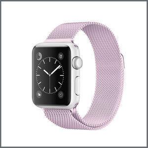 Apple Watch Mesh Loop - Light Purple