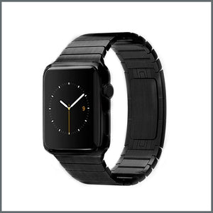 Apple Watch Strap - Timeless Link - Black
