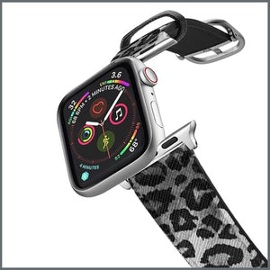 Apple Watch Strap - CASETiFY - B&W Animal Print