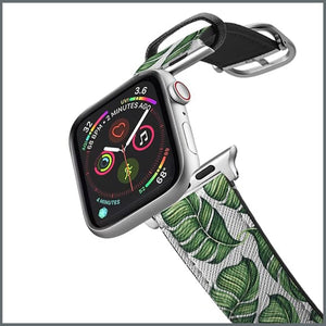 Apple Watch Strap - CASETiFY - Banana Leaves