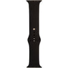 Apple Watch Strap - Classic Silicone - Black