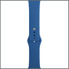 Apple Watch Strap - Classic Silicone - Sailor Blue
