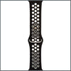 Apple Watch Strap - Classic Sport - Black/White