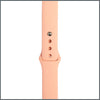 Apple Watch Strap - Dainty Silicone - Dusty Pink