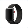 Apple Watch Strap - Sport Nylon Loop - Black