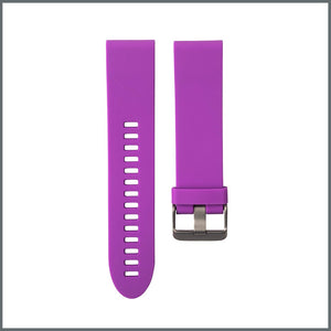 Garmin Quick Fit Strap - Active Silicone - Purple