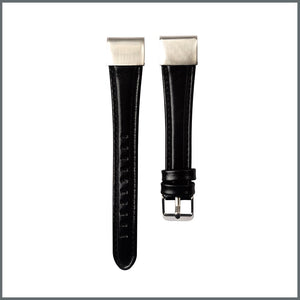 Garmin Quick Fit Strap - Elegant Leather - Black