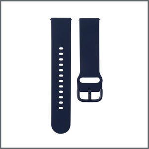 Quick Release Strap - Active Silicone - Navy
