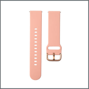 Quick Release Strap - Active Silicone - Pink Sand