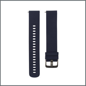 Quick Release Strap - Classic Silicone - Navy