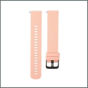 Quick Release Strap - Classic Silicone - Pink Sand