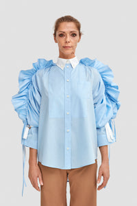 'Ruffle Up' Shirt