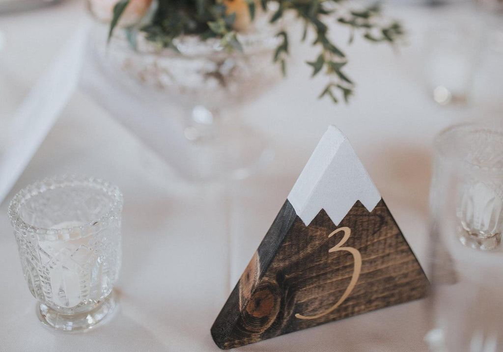 30 Great Ideas For Table Numbers