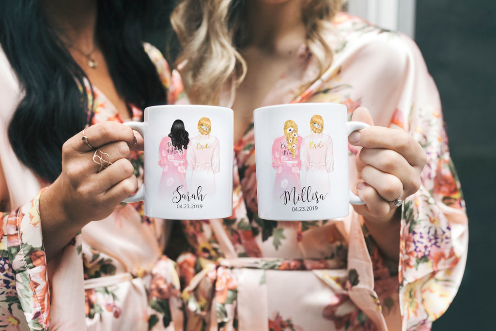 Bridesmaid Proposal Mug #MG001