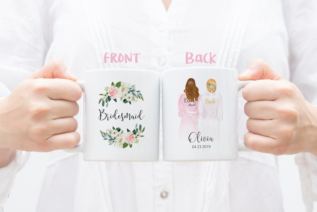 Bridesmaid Proposal Mug #MG004
