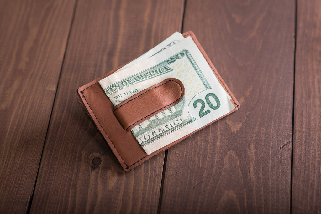 Groomsman Gift - Personalized Money Clip