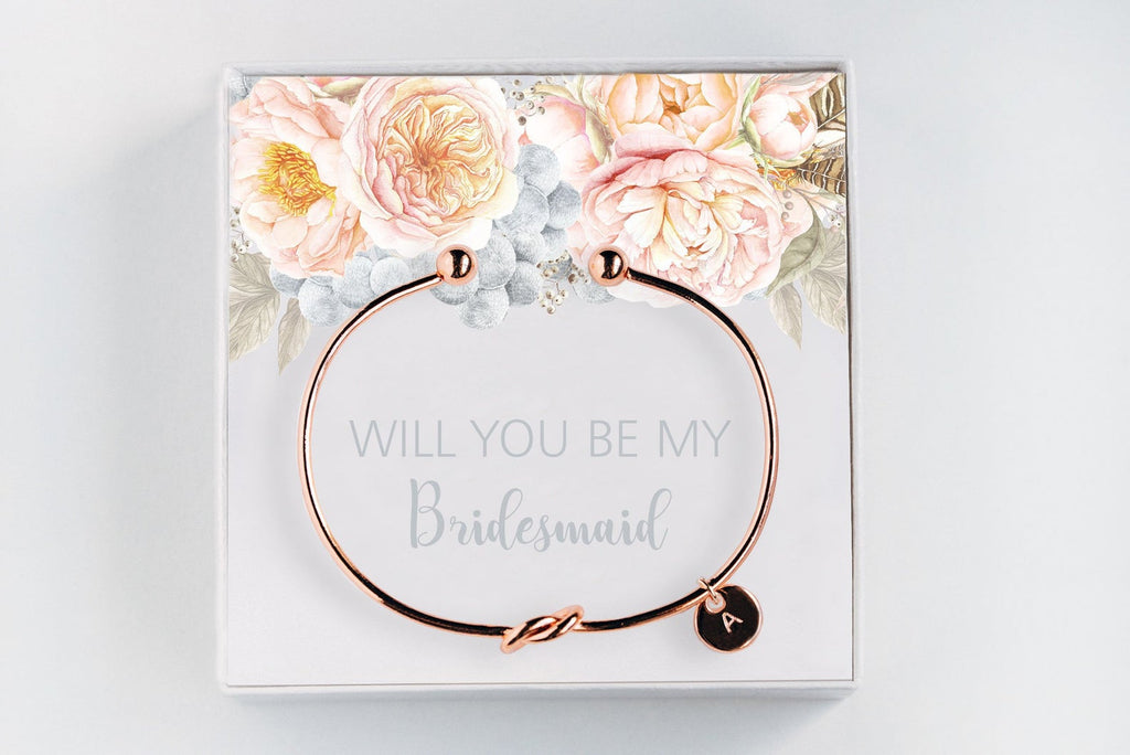 Bridesmaid Bracelet - Proposal Gift #BC029