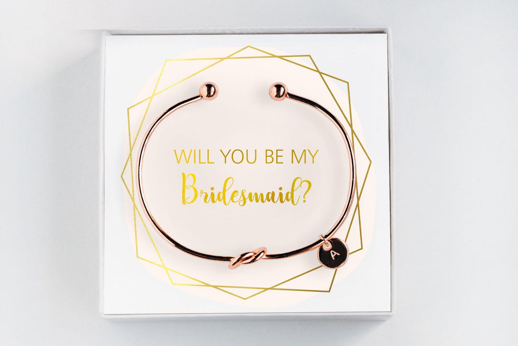 Bridesmaid Bracelet - Proposal Gift #BC054