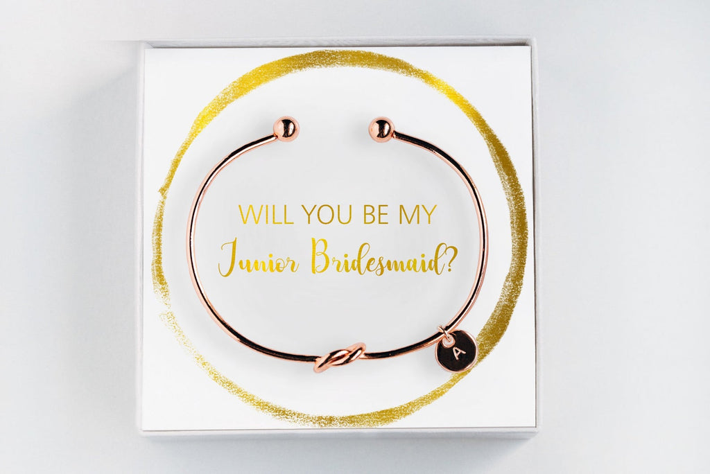Junior Bridesmaid Bracelet - Proposal Gift #BC052