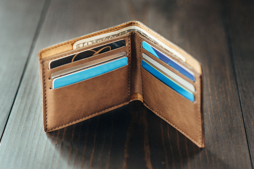 Personalized Wallet - Groomsmen Gift