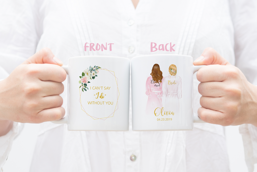 Bridesmaid Proposal Mug #MG005