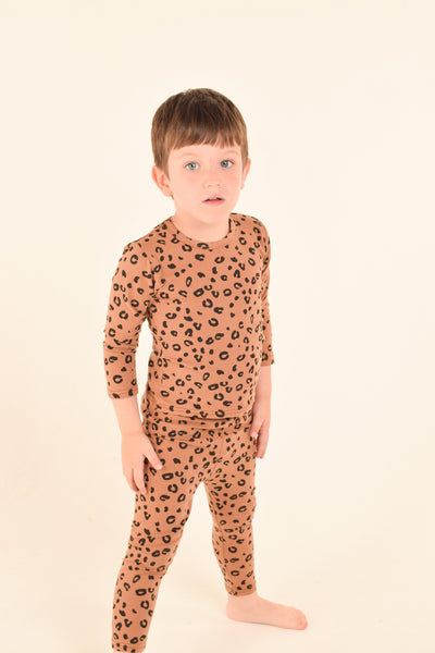Leopard Loungewear | Pyjama Set (4 Colours Available)