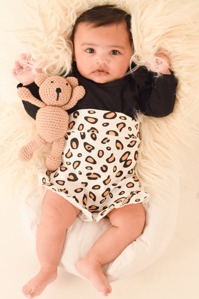 Leopard Baby 2 Piece Set