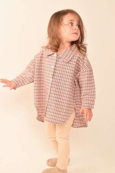 Oversized Button Shirt (2 Colours Available)