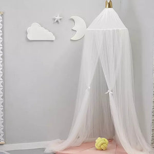 Bed Canopy (multiple colours)