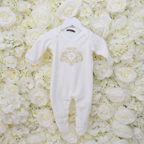 Royalty Baby Romper