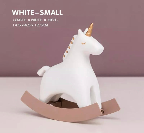 Limited edition rocking horse (multiple colours)