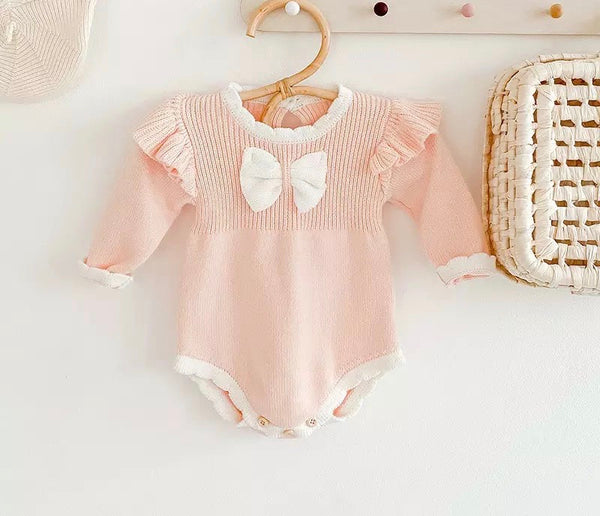 Bow Sweater Bodysuit