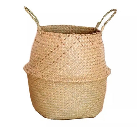 Children's basket - plain (various sizes)