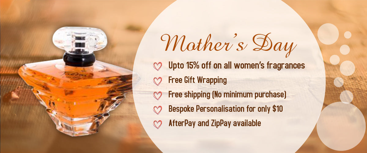 0277dfbd Perfect Present for a perfect mom this Mother's Day 2019 - Tru Perfumes