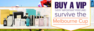 Buy a VIP ( Very Important Perfume) Survive the Melbourne Cup