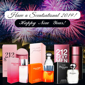Wish you a Scentsational 2019!